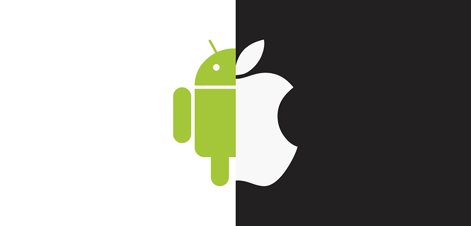 Android i iOS ikone