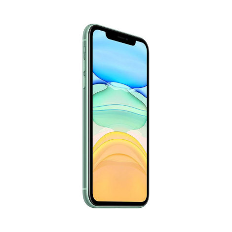 Apple iPhone 11 64GB zeleni bočno