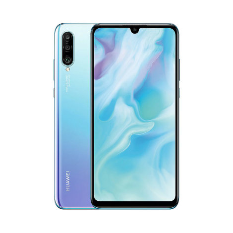 Huawei P30 Lite DS 6/256GB New Edition Breathing Crystal sprijeda/straga