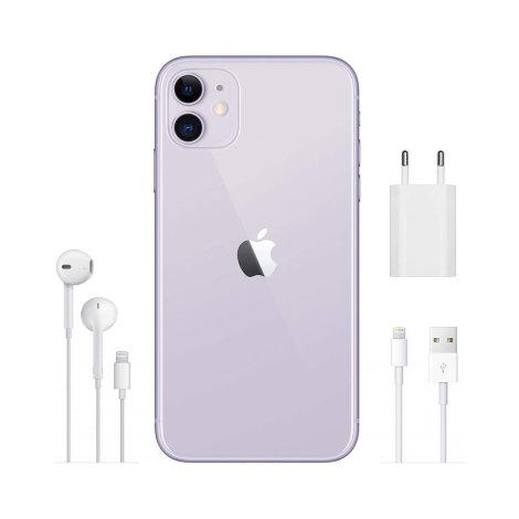Apple iPhone 11 128GB ljubičasti oprema