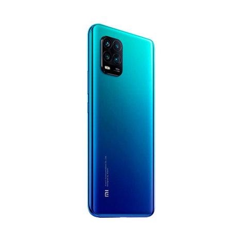 Xiaomi Mi 10 Lite 6/64 5G aurora blue bočno