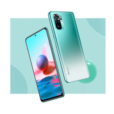 Xiaomi Redmi Note 10 Green Camera