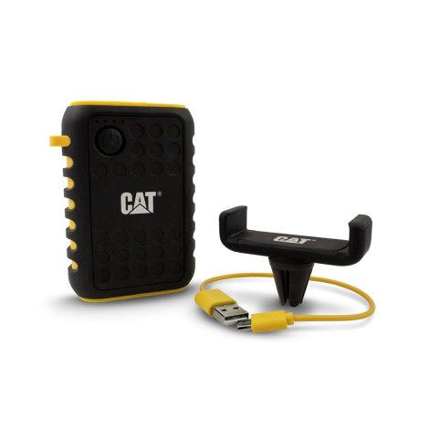 Power bank - Prijenosni punjač CAT i držač